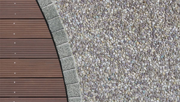 Resin-Bound Paving